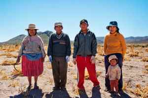 """Photos of Bolivian Quinoa by Vitaliy Prokopets for Andean Naturals"""
