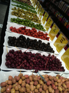 fancy Food Olives
