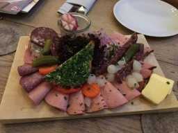 Bavarian Meat and Cheese